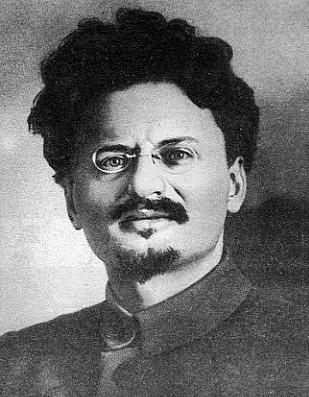 Oda a León Trotsky (Luis Franco)