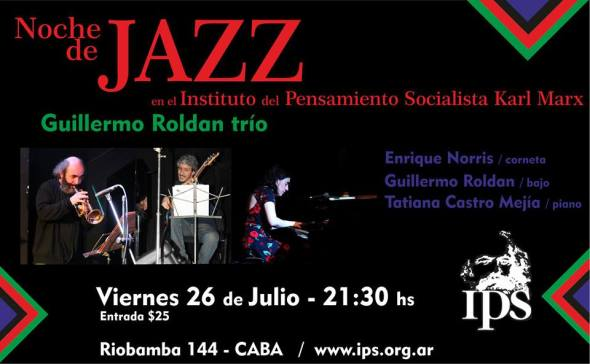 Jazz en el IPS