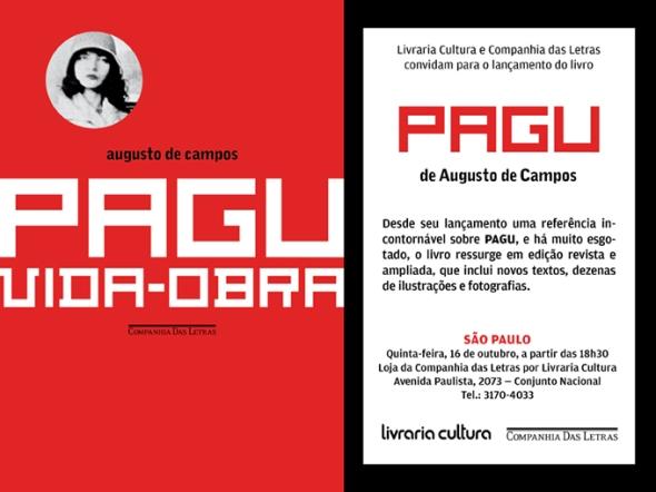 Pagu - Convite digital